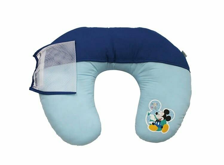 Almohadas Multiusos de Minnie y Mickey