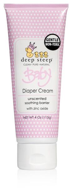 Deep Steep Baby - Crema Antiescaldadura 113 gr