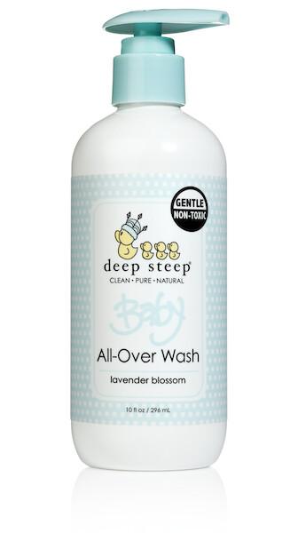 Shampoo y Gel de Baño de Lavanda - 296 ml