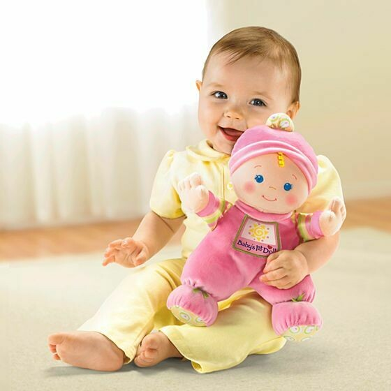 Mi primera muñeca