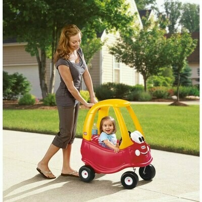 Little Tikes - Carro Cozy Coupe