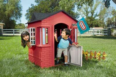 Little Tikes - Casa de Juegos