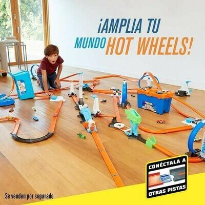 Hot Wheels - Surtido de Caja de Acrobacias