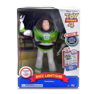 Buzo Lightyear Animatronico