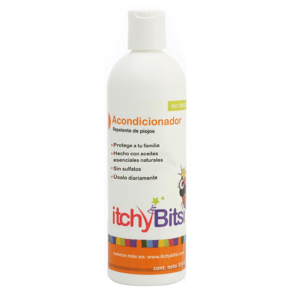 Itchy Bitsi - Acondicionador para prevenir los piojos 355 ml