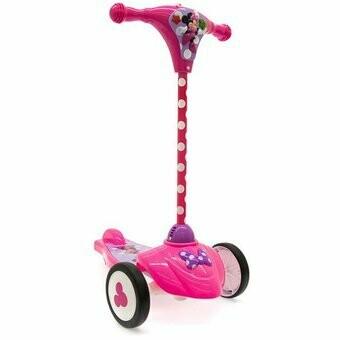Mi Primer Scooter de Minnie Mouse
