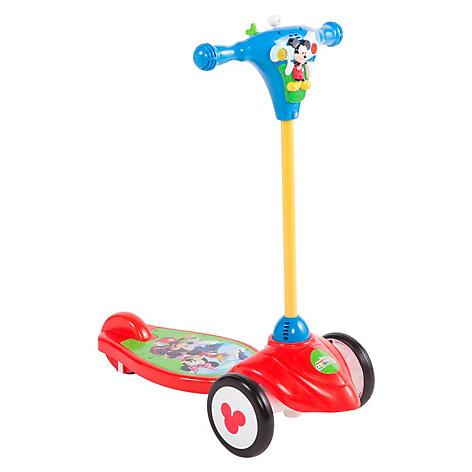 Mi Primer Scooter de Mickey Mouse