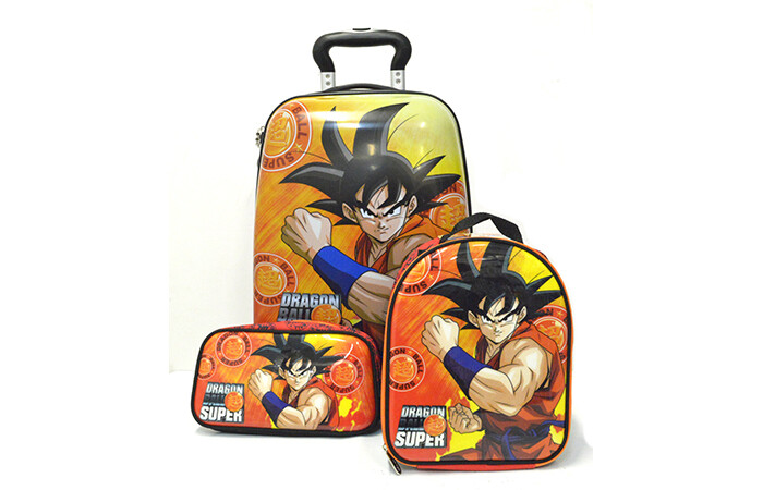Mochila Dragon Ball