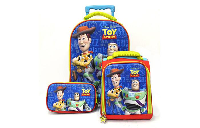 Set de Mochila de Toy Story