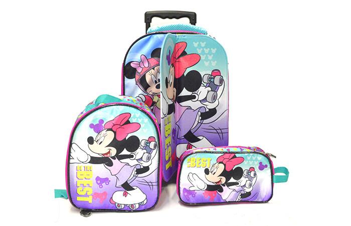 Set de Cuento Mochila de Minnie Mouse