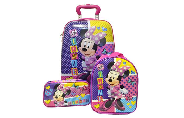 Set de Mochila de Minnie Mouse