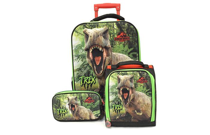 Set de Mochila Jurassic World