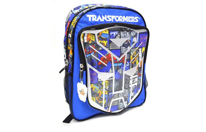 Mochila de los Transformers