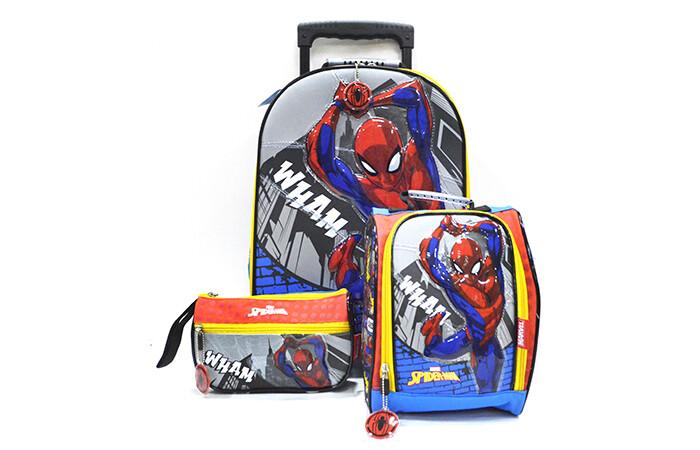 Set de Mochila Spiderman