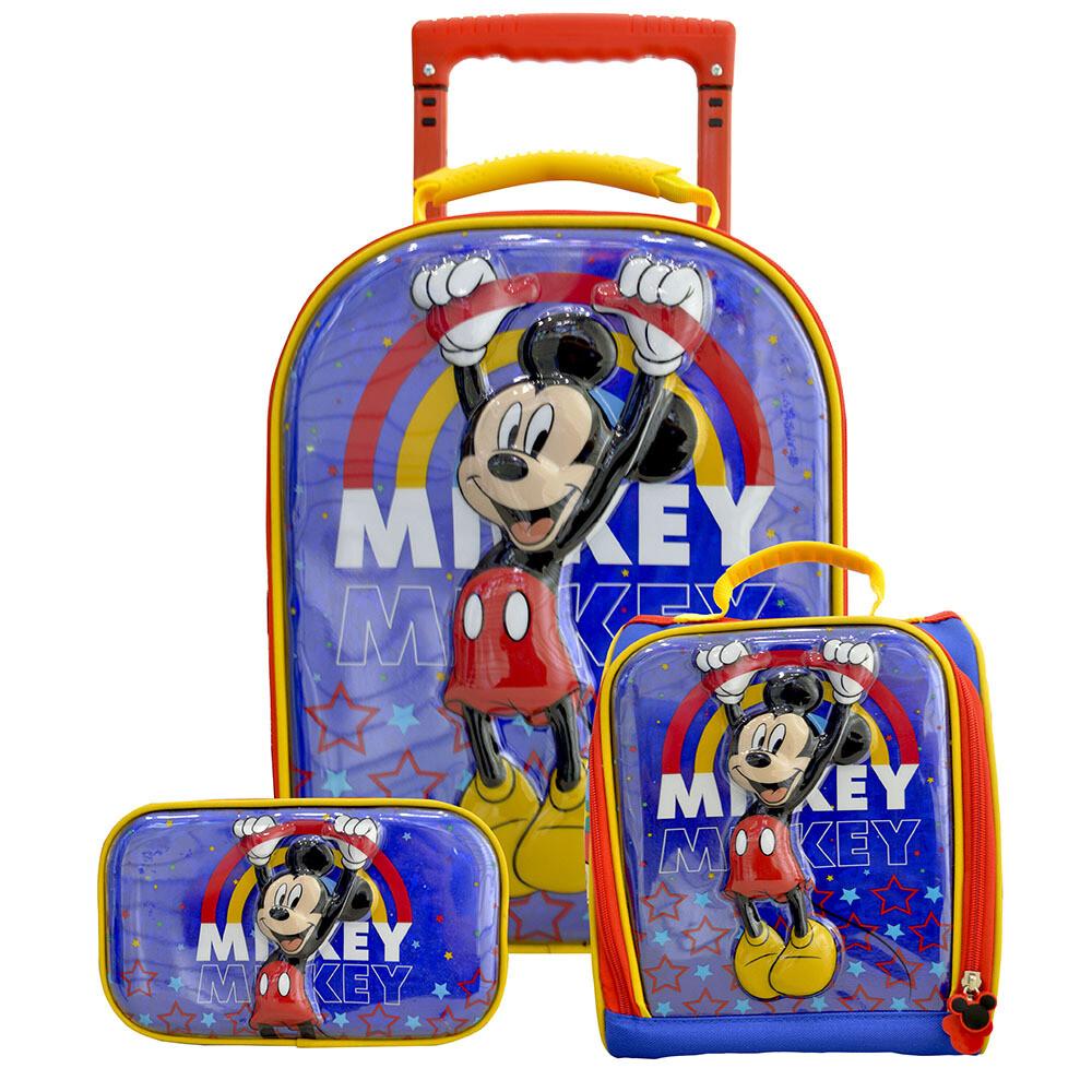 Set de Mickey Mouse 10D