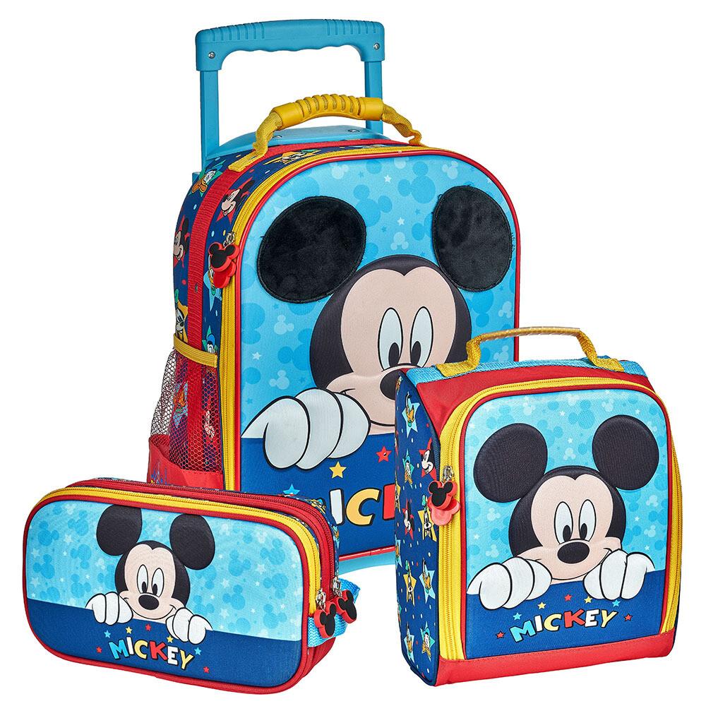 Set de Mickey Mouse Peluche