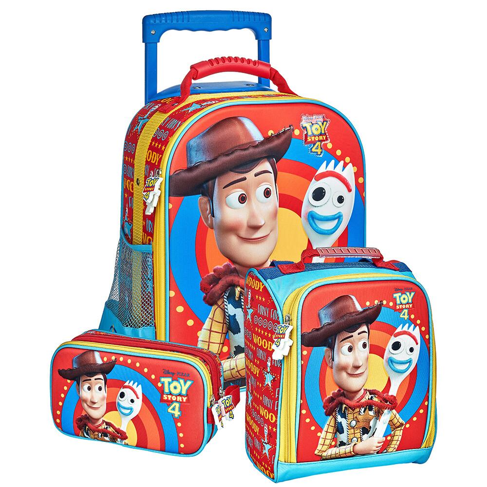 Set de Mochila Toy Story 3D