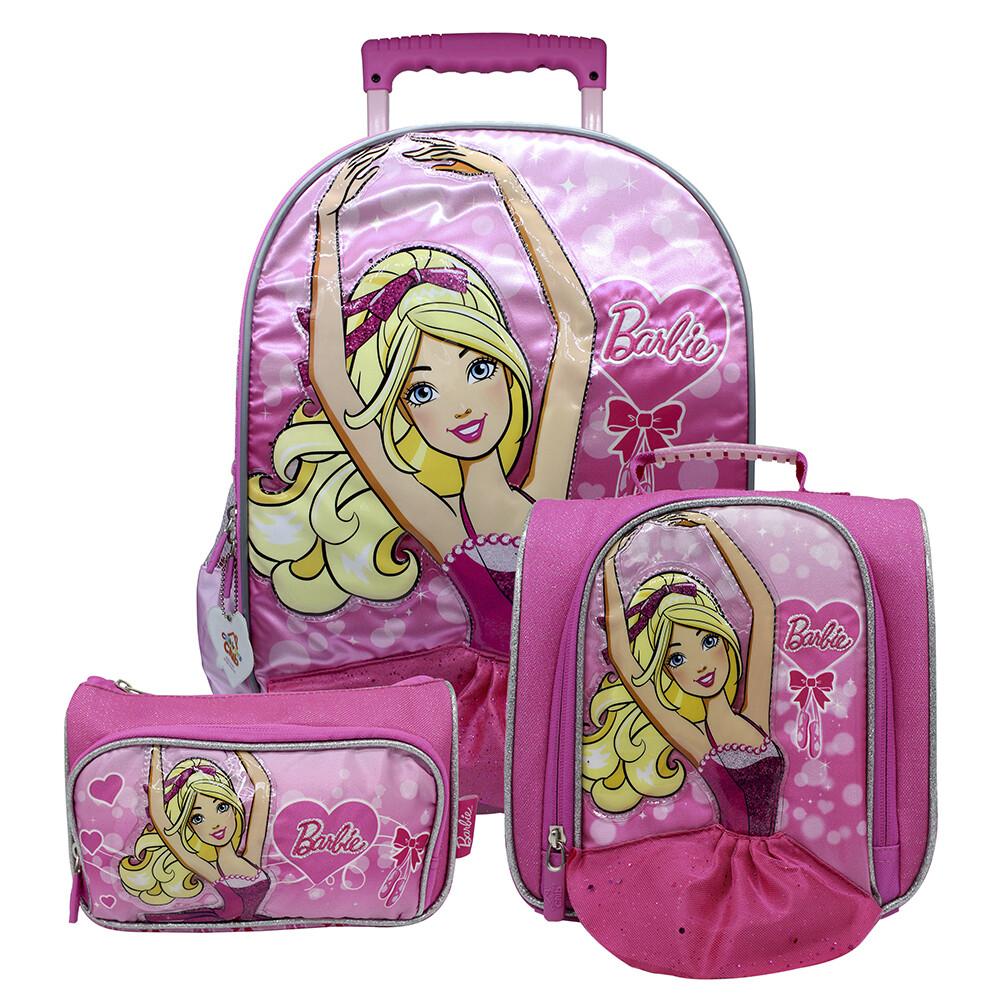 Set de Mochila de la Barbie