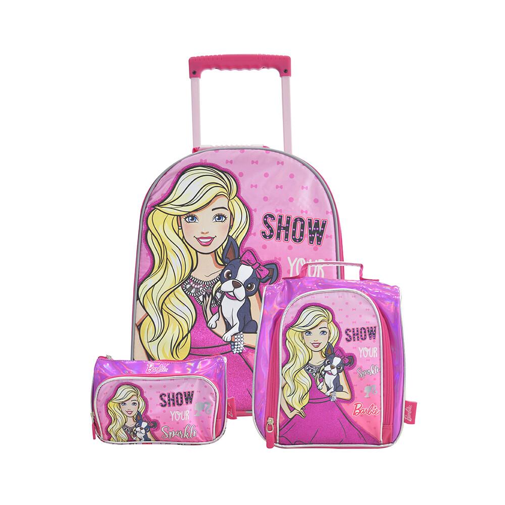 Set de Mochila de la Barbie Premium F