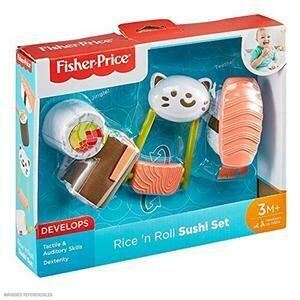 Fisher Price - Kit Sushi