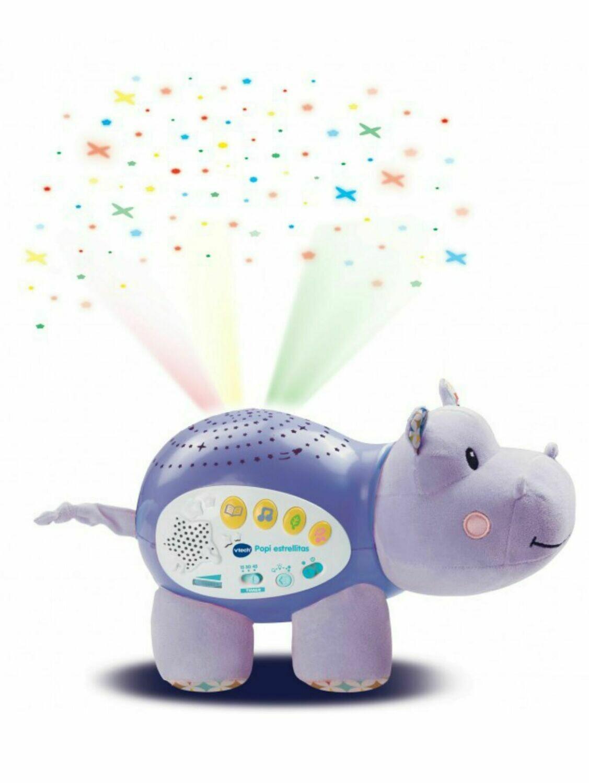 VTech - Proyector Para Bebés Popi Estrellas