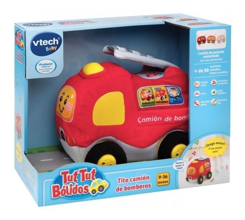 VTech - Tito Camion de Bomberos