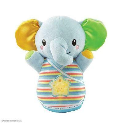 VTech - Elefante Trompito de peluche melodias