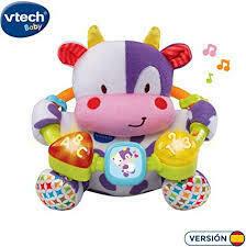 VTech - Vaca musical, felpa para bebe
