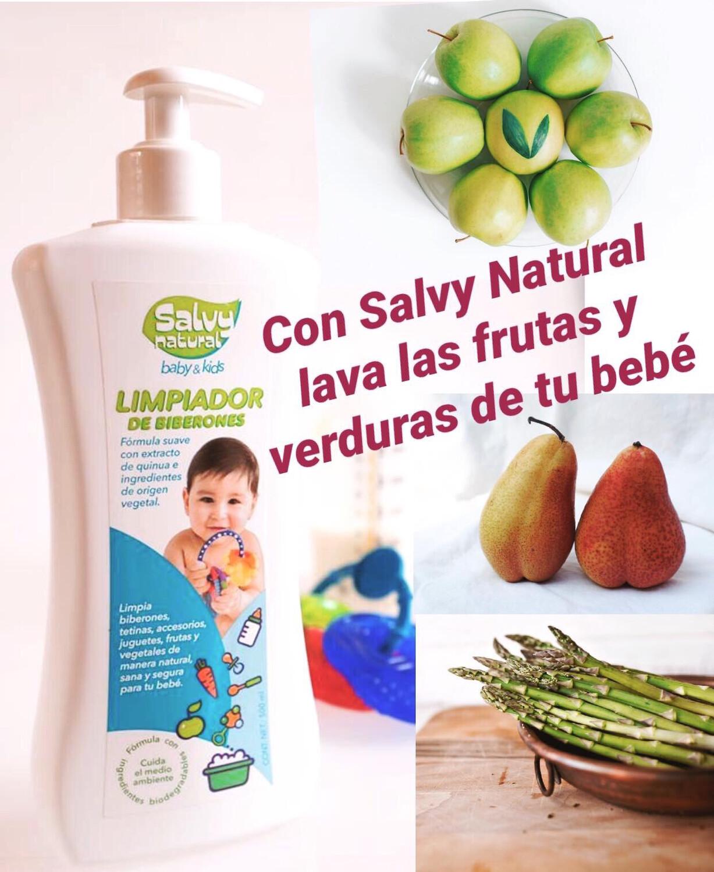 Salvy - Limpiador Natural de 1 litro