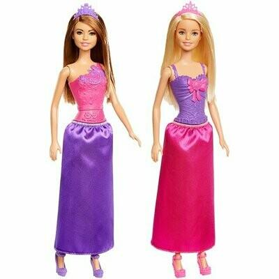 Barbie Princesa Basica