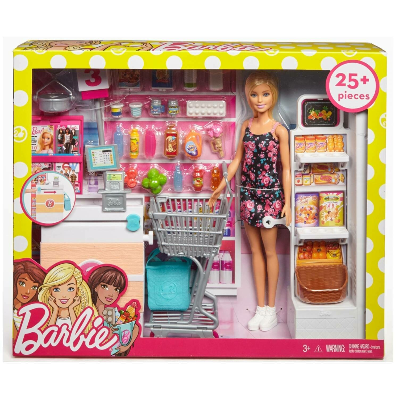 Barbie - Supermercado de Barbie