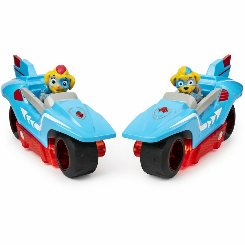 Paw Patrol Vehículo Mighty Twins 2-in-1