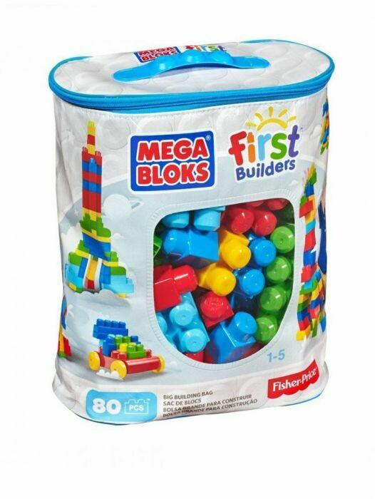 Mega Blocks - Bolsa Clasica para Construir