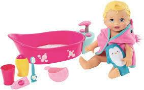 Little Mommy Baño de Burbuja