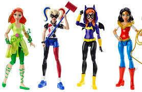 Super Hero Figuras de Acción