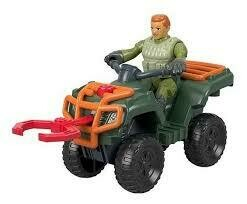 Fisher Price Imginext Jurassic World Surtido de Figuras