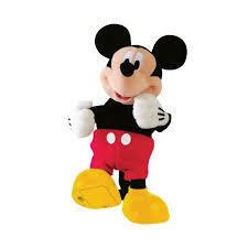 Baila Con Mickey Mouse