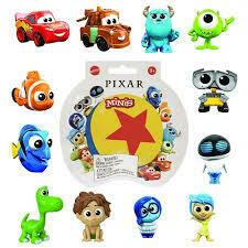 Pixar Mini Figuras
