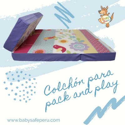 Colchon para Pack and Play