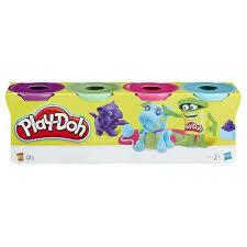 Play Doh - Pack de 4 unidades