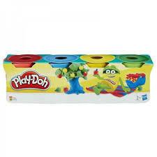 Play Doh - Mini Pack de 4 unidades