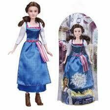 Princesas Disney Muñeca Bella y la Bestia