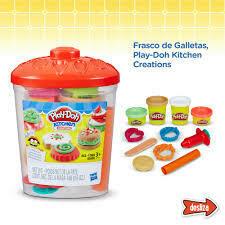 Play Doh - Frasco de Galletas