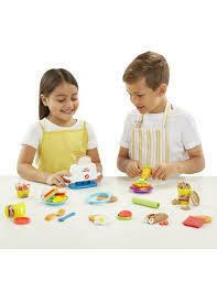 Play Doh - Tostadora Divertida
