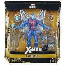 """Marvel Legends 6"""" Archangel X Men"""