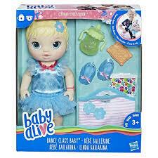 Baby Alive - Linda Bailarina