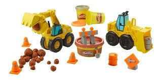 Play Doh - Excavadora y Cargadora
