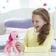 My Little Pony Riendo con Pinkie Pie