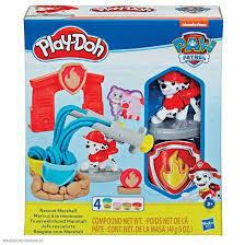 Play Doh - Herramientas Paw Patrol Marshall
