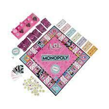 Monopoly L.O.L. Surprise